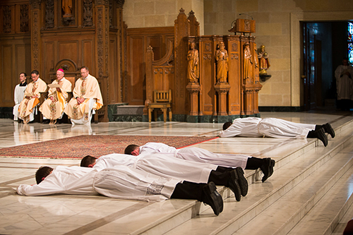Deaconate Ordination 2015